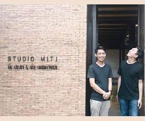 บั๊ม ประกิจ กัณหา และ เติ้ล เผดิมเกียรติ สุขกันต์ - Studio Miti